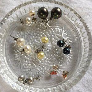 Jewelry - B9.  Multiple sets of earrings